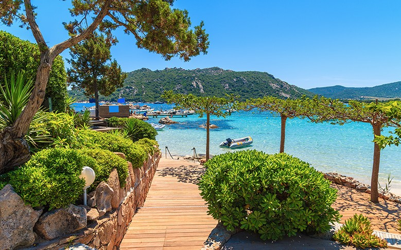 Corse paysage